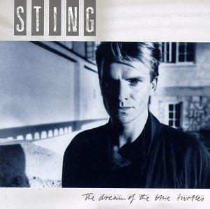 Sting, Moon Over Bourbon Street, Piano, Vocal & Guitar