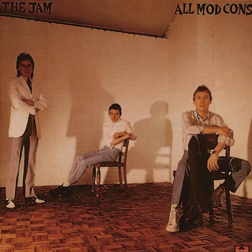 The Jam, English Rose, Guitar Tab