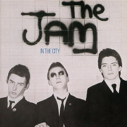 The Jam, In The City, Guitar Tab