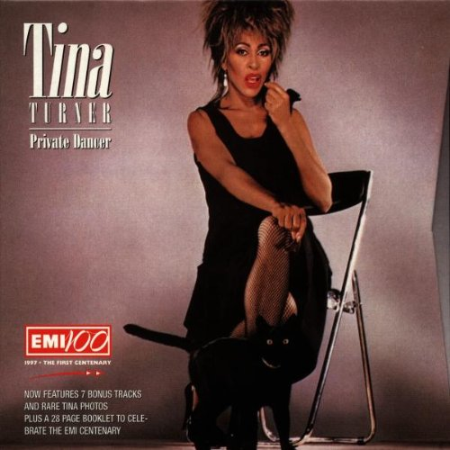 Tina Turner, Private Dancer, Piano, Vocal & Guitar