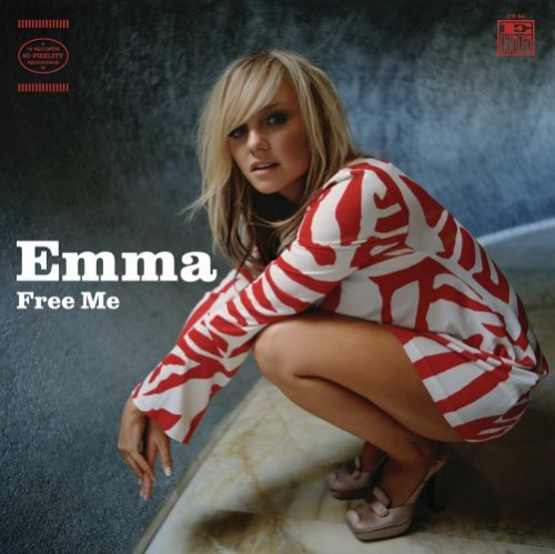 Emma Bunton, Free Me, Piano, Vocal & Guitar (Right-Hand Melody)