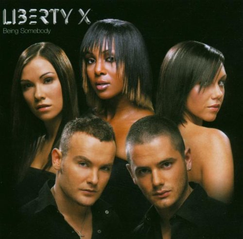Richard X vs. Liberty X, Being Nobody, Piano, Vocal & Guitar (Right-Hand Melody)