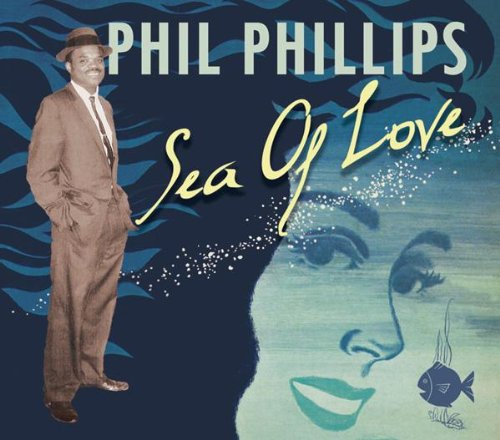 Phil Phillips, Sea Of Love, Piano, Vocal & Guitar (Right-Hand Melody)