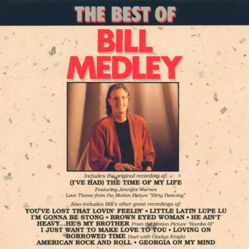 Bill Medley and Jennifer Warnes, (I've Had) The Time Of My Life (from Dirty Dancing), Melody Line, Lyrics & Chords