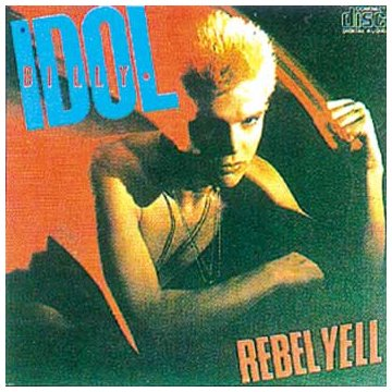 Billy Idol, Rebel Yell, Piano, Vocal & Guitar