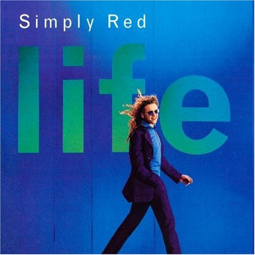 Simply Red, Fairground, Piano, Vocal & Guitar (Right-Hand Melody)