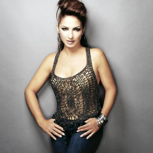 Gloria Estefan, Rhythm Is Gonna Get You, Piano, Vocal & Guitar (Right-Hand Melody)