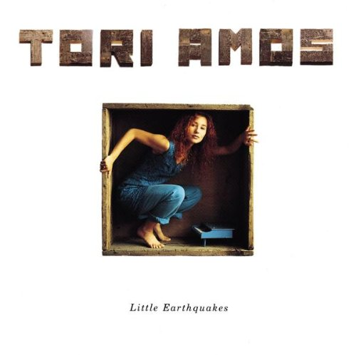 Tori Amos, Silent All These Years, Piano, Vocal & Guitar (Right-Hand Melody)