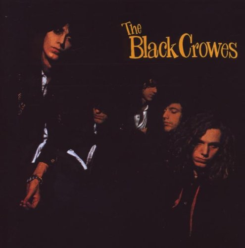 The Black Crowes, Hard To Handle, Piano, Vocal & Guitar