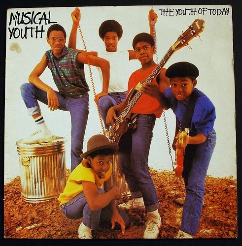 Musical Youth, Pass The Dutchie, Piano, Vocal & Guitar