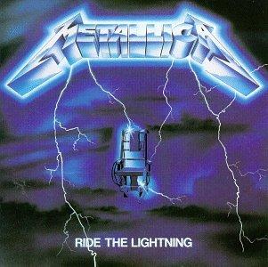 Metallica, Ride The Lightning, Guitar Tab