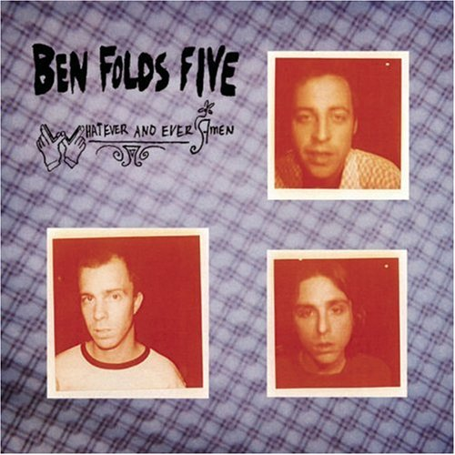 Ben Folds Five, Battle Of Who Could Care Less, Piano, Vocal & Guitar