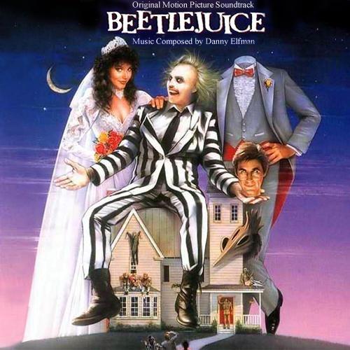 Danny Elfman, Beetlejuice (Main Theme), Beginner Piano