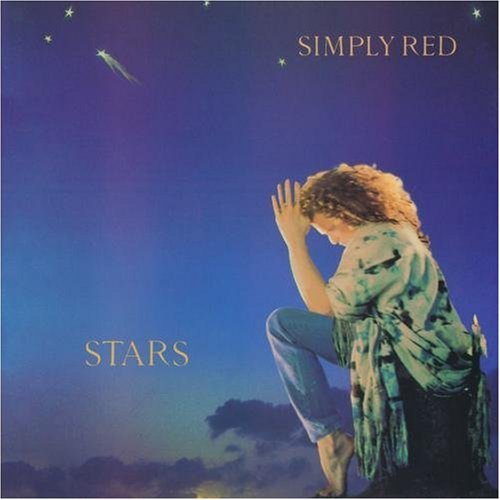 Simply Red, Something Got Me Started, Piano, Vocal & Guitar