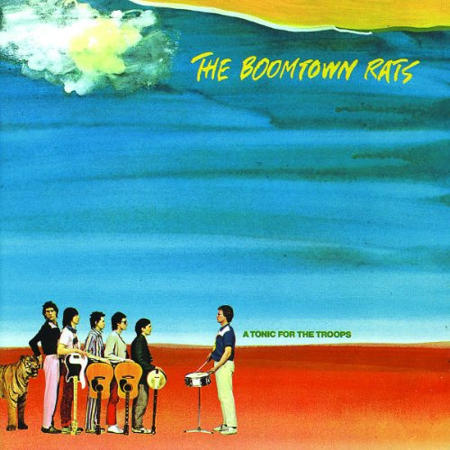 The Boomtown Rats, Rat Trap, Piano, Vocal & Guitar