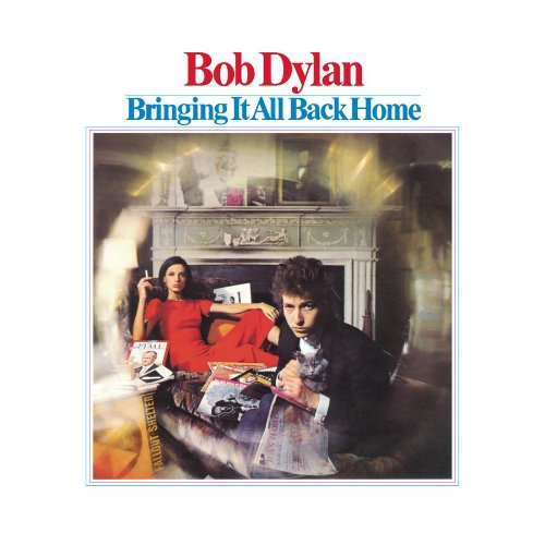 Bob Dylan, Love Minus Zero/No Limit, Piano, Vocal & Guitar (Right-Hand Melody)