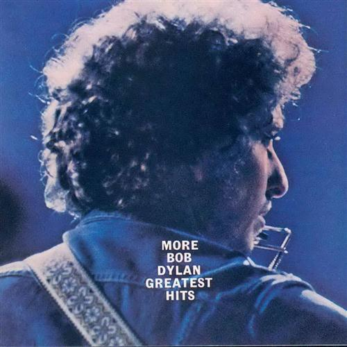 Bob Dylan, I Shall Be Released, Piano, Vocal & Guitar (Right-Hand Melody)