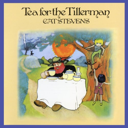 Cat Stevens, Wild World, Piano, Vocal & Guitar (Right-Hand Melody)