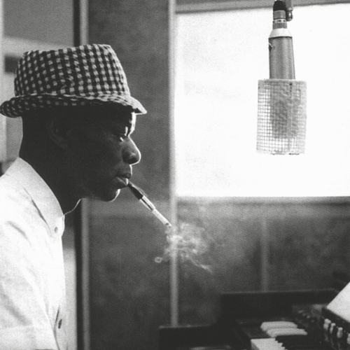 Nat King Cole, (I Love You) For Sentimental Reasons, Piano, Vocal & Guitar (Right-Hand Melody)