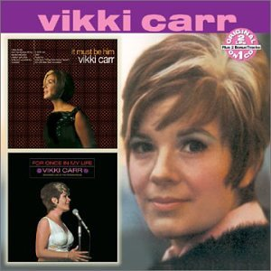 Vikki Carr, It Must Be Him, Piano, Vocal & Guitar