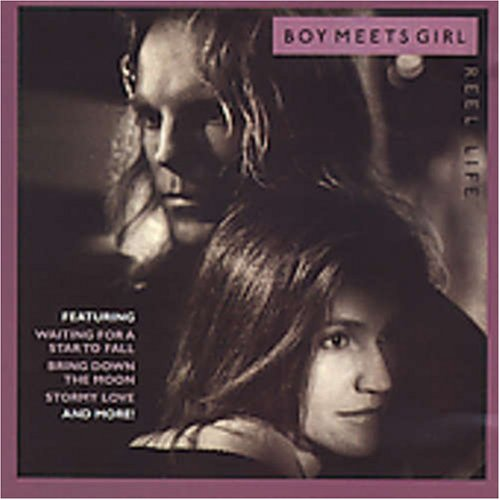 Boy Meets Girl, Waiting For A Star To Fall, Melody Line, Lyrics & Chords