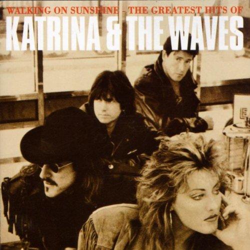 Katrina and the Waves, Walking On Sunshine, Melody Line, Lyrics & Chords