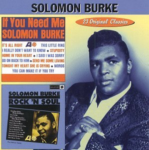 Solomon Burke, Cry To Me, Piano, Vocal & Guitar (Right-Hand Melody)