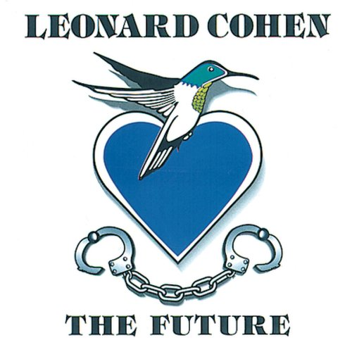 Leonard Cohen, Anthem, Piano, Vocal & Guitar (Right-Hand Melody)