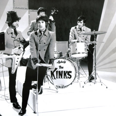 The Kinks, Tired Of Waiting For You, Piano, Vocal & Guitar