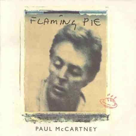 Paul McCartney, Flaming Pie, Piano, Vocal & Guitar (Right-Hand Melody)