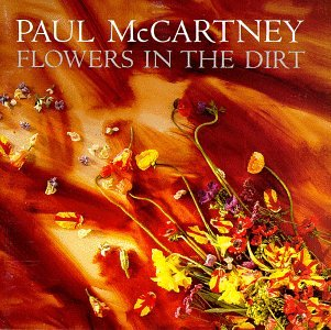 Paul McCartney, Flying To My Home, Piano, Vocal & Guitar (Right-Hand Melody)