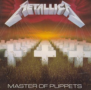 Metallica, Master Of Puppets, Guitar Tab