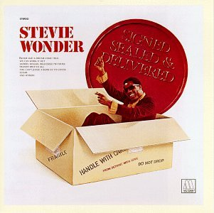 Stevie Wonder, Signed, Sealed, Delivered I'm Yours, Piano, Vocal & Guitar (Right-Hand Melody)