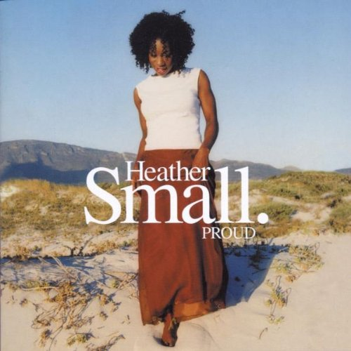 Heather Small, Proud, Piano, Vocal & Guitar (Right-Hand Melody)