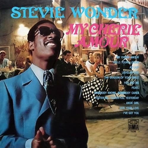 Stevie Wonder, My Cherie Amour, Piano, Vocal & Guitar (Right-Hand Melody)