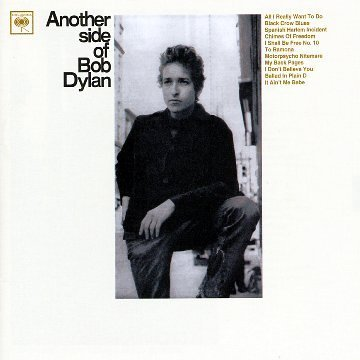 Bob Dylan, All I Really Want To Do, Piano, Vocal & Guitar (Right-Hand Melody)