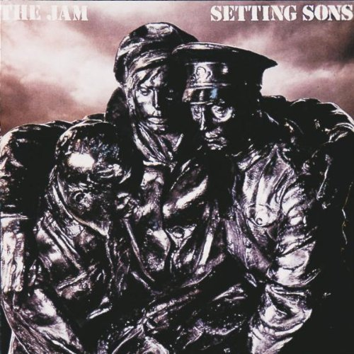 The Jam, The Eton Rifles, Guitar Tab