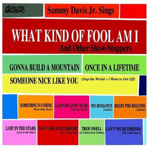 Sammy Davis Jr., What Kind Of Fool Am I, Easy Piano