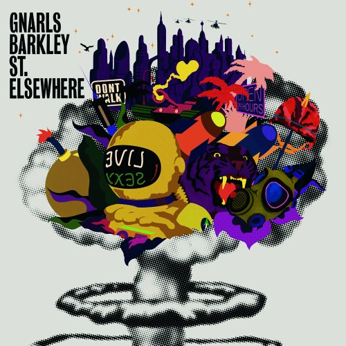Gnarls Barkley, Crazy, Piano, Vocal & Guitar (Right-Hand Melody)