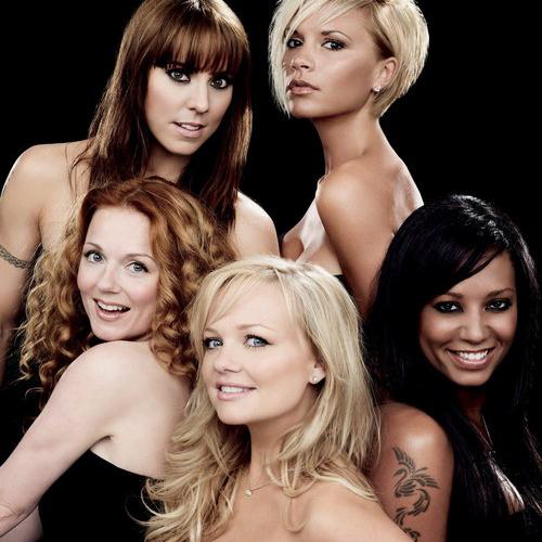 The Spice Girls, 2 Become 1, Piano, Vocal & Guitar (Right-Hand Melody)