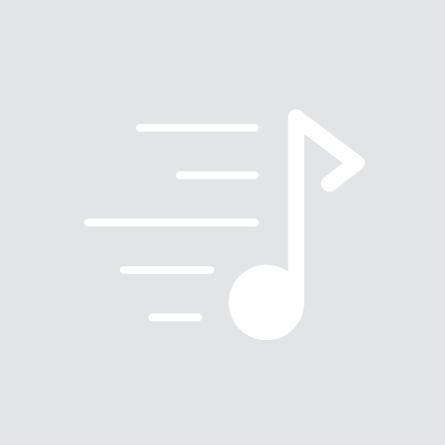 Kate Bush, Babooshka, Piano, Vocal & Guitar (Right-Hand Melody)