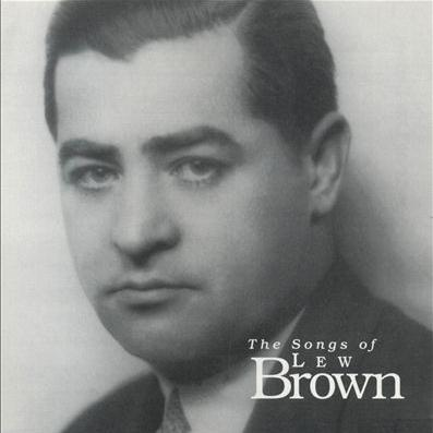 Lew Brown, So Blue, Piano, Vocal & Guitar (Right-Hand Melody)