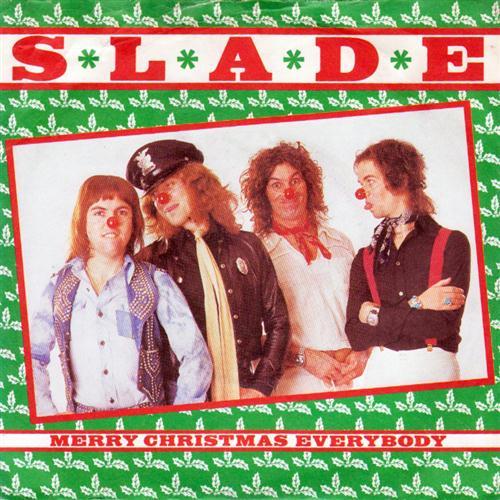 Slade, Merry Xmas Everybody, 2-Part Choir