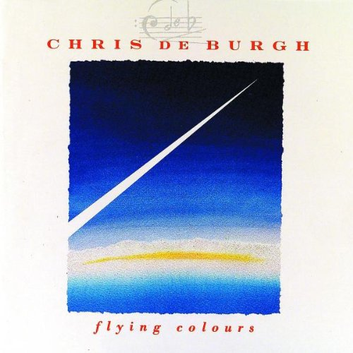 Chris de Burgh, Just A Word Away, Piano, Vocal & Guitar