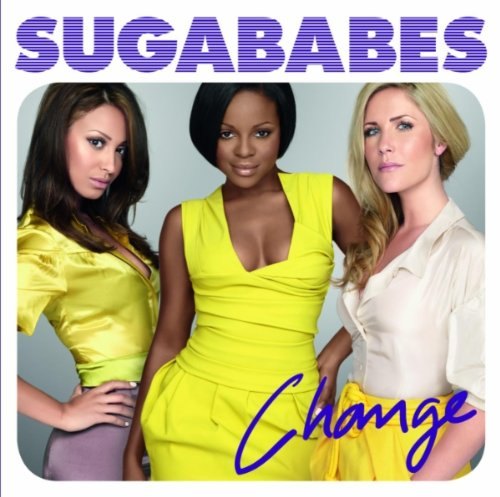 Sugababes, Change, Piano, Vocal & Guitar