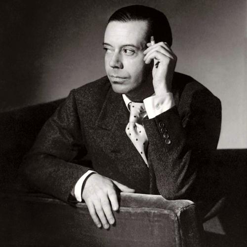 Cole Porter, Ev'ry Time We Say Goodbye, Piano, Vocal & Guitar (Right-Hand Melody)