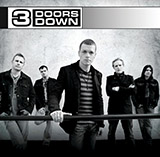 Download or print 3 Doors Down It's Not My Time Sheet Music Printable PDF 2-page score for Pop / arranged Guitar Lead Sheet SKU: 163782.