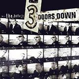 Download or print 3 Doors Down Loser Sheet Music Printable PDF 5-page score for Pop / arranged Guitar Tab (Single Guitar) SKU: 56197.