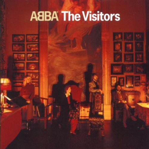 ABBA, When All Is Said And Done, Piano, Vocal & Guitar (Right-Hand Melody)