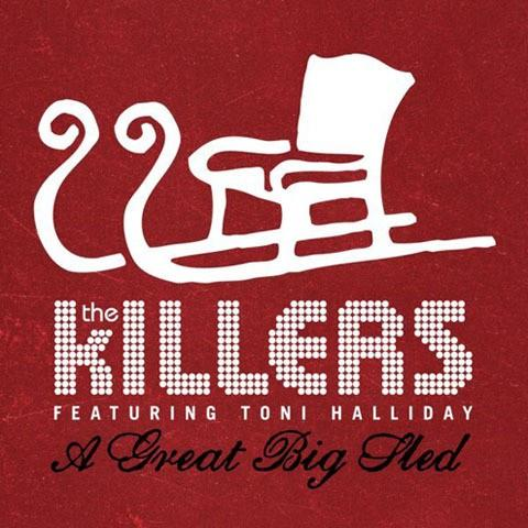 The Killers, A Great Big Sled, Piano, Vocal & Guitar